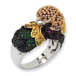 جواهرات - طرح طوطی